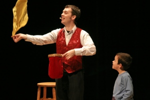 magic show in williamsburgh